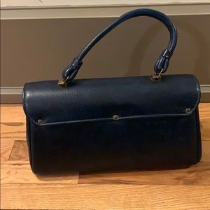 Bags - Vintage Navy Purse